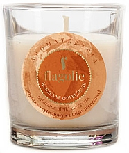 """Parfumuri și produse cosmetice Lumânare aromatică """"Relaxing"""" - Flagolie Fragranced Candle Relaxing Spice"""
