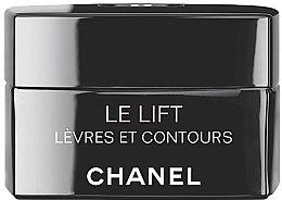 Parfumuri și produse cosmetice Cremă cu efect de întărire pentru buze, anti-rid - Chanel Le Lift Firming Anti-Wrinkle Lip and Contours Care