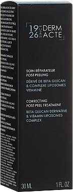 Cremă post tratament chimic - Academie Derm Acte Correcting Post-Peel Treatment — Imagine N2