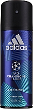Adidas UEFA Dare Edition - Set (sh/gel/250ml + deo/75ml + deo/spray/150ml) — Imagine N2