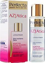Parfumuri și produse cosmetice Loțiune-Primer pentru față - Dax Cosmetics Perfecta Azjatica White Lotion-Primer