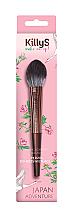 Parfumuri și produse cosmetice Pensulă pentru highlighter - KillyS Japan Adventure