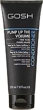 Parfumuri și produse cosmetice Balsam de păr pentru volum - Gosh Pump up the Volume Conditioner