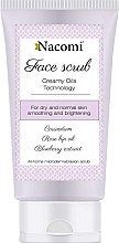 Parfumuri și produse cosmetice Peeling pentru faţă - Nacomi Face Peeling Bilberry