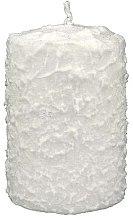 Parfumuri și produse cosmetice Lumânare aromată, 7,5x10 cm - Artman Christmas Candle White