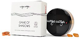 Parfumuri și produse cosmetice Pudră pentru conturarea feței - Uoga Uoga Game Of Shadows Contouring Powder
