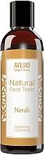 Parfumuri și produse cosmetice Tonic natural pentru față - Avebio Natural Face Tonic Neroli
