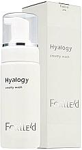 Parfumuri și produse cosmetice Spumă de curățare pentru ten sensibil - ForLLe'd Hyalogy Creamy Wash