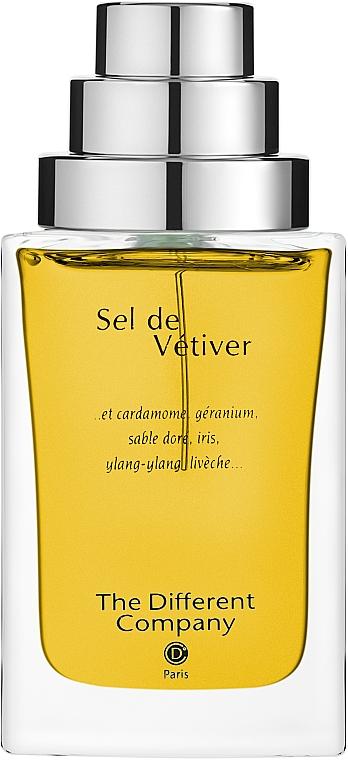 The Different Company Sel De Vetiver - Apă de parfum