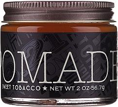 Parfumuri și produse cosmetice Pomadă de păr - 18.21 Man Made Hair Pomade Sweet Tobacco Styling Product Medium Hold