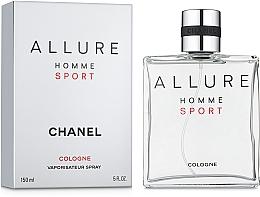 Parfumuri și produse cosmetice Chanel Allure homme Sport Cologne - Apă de colonie