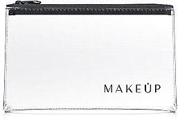 """Parfumuri și produse cosmetice Trusă cosmetică incoloră """"Flat Glow"""" 23x13 cm - MakeUp"""