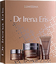 Parfumuri și produse cosmetice Set - Dr Irena Eris Lumissima (f/cr/50ml + f/cr/30ml + eye/cr/15ml)