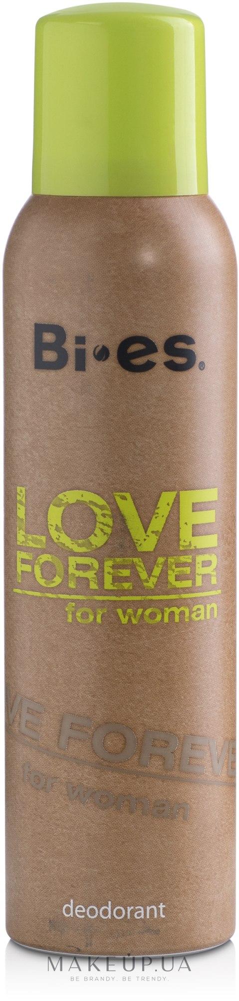 Deodorant spray - Bi-es Love Forever Green — Imagine 150 ml