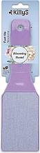 Parfumuri și produse cosmetice Piatră ponce, violet - KillyS Blooming Pastel Foot File