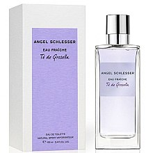 Parfumuri și produse cosmetice Angel Schlesser Eau Fraiche Te de Grosella - Apă de toaletă