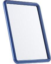 Parfumuri și produse cosmetice Oglindă cosmetică, Mirra-Flex, 14x19 cm, 9254, albastră - Donegal One Side Mirror