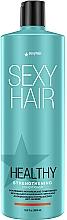 Parfumuri și produse cosmetice Balsam fortifiant pentru păr - SexyHair HealthySexyHair Strengthening Conditioner