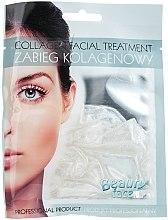 Parfumuri și produse cosmetice Mască cu colagen și argint - Beauty Face Collagen Hydrogel Mask
