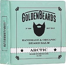 """Parfumuri și produse cosmetice Balsam pentru barbă """"Arctic"""" - Golden Beards Beard Balm"""