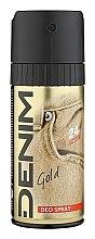 Parfumuri și produse cosmetice Denim Gold Deo Spray - Deodorant