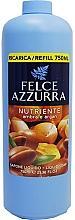 Parfumuri și produse cosmetice Săpun lichid - Felce Azzurra Nutriente Amber & Argan (rezervă)