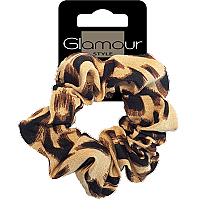 Parfumuri și produse cosmetice Elastic de păr, 417670, maro - Glamour