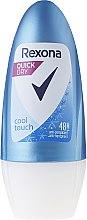Духи, Парфюмерия, косметика Deodorant roll-on - Rexona Cool Touch Woman Deodorant Roll-On