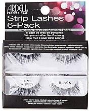 Parfumuri și produse cosmetice Extensii gene - Ardell Demi Wispies Black