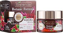 Parfumuri și produse cosmetice Mască nutritivă pentru față - Bielenda Botanic Formula Pomegranate Oil + Amaranth Nourishing Face Mask