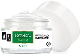 Parfumuri și produse cosmetice Cremă hidratantă de față - AA Cosmetics Botanical Essence Face Cream