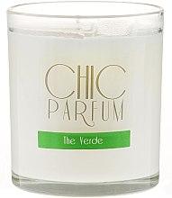 Parfumuri și produse cosmetice Lumânare parfumată - Chic Parfum The Verde Candle
