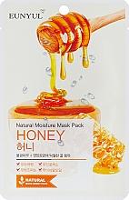 Parfumuri și produse cosmetice Mască de țesut cu extract de miere - Eunyul Natural Moisture Mask Pack Honey