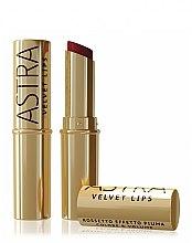 Parfumuri și produse cosmetice Ruj de buze - Astra Make-up Velvet Lips