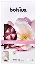 """Parfumuri și produse cosmetice Ceară aromată """"Magnolia"""" - Bolsius True Scents Magnolia"""