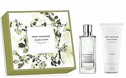 Parfumuri și produse cosmetice Angel Schlesser Eau De Cologne Bergamota - Set (edt/100ml+shw/gel/150)