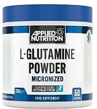 "Parfumuri și produse cosmetice Supliment alimentar ""L-glutamină"" - Applied Nutrition L-Glutamine Powder"
