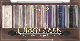 Parfumuri și produse cosmetice Paletă cu fard - Lovely Choco Bons