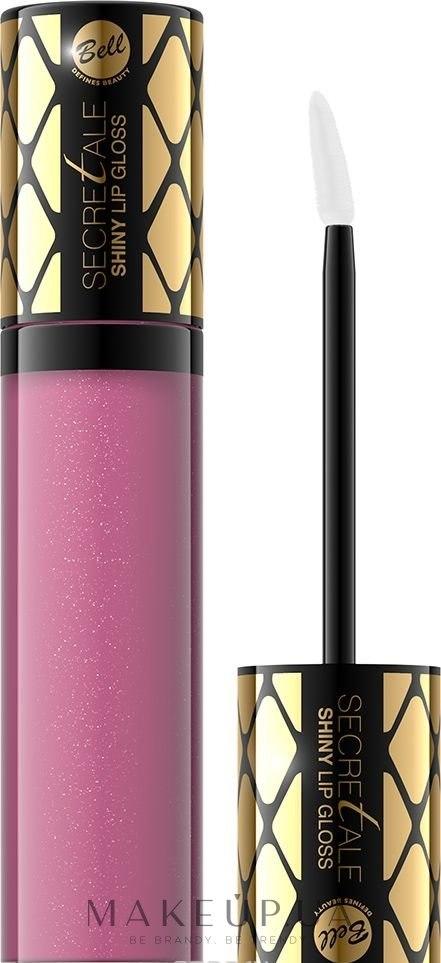 Блеск для губ - Bell Secretale Shiny Lip Gloss — фото 04