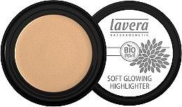Parfumuri și produse cosmetice Iluminator pentru față - Lavera Soft Glowing Cream Highlighter