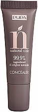 Parfumuri și produse cosmetice Concealer - Pupa Natural Side Concealer