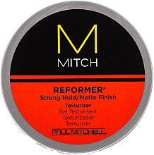 Parfumuri și produse cosmetice Cremă-gel cu fixare puternică - Paul Mitchell Mitch Reformer Texturizer
