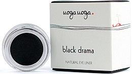 Parfumuri și produse cosmetice Eyeliner pentru ochi - Uoga Uoga Natural Eye Liner