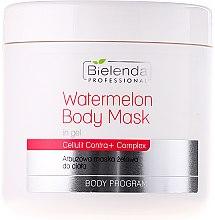 Parfumuri și produse cosmetice Mască de corp cu pepene verde - Bielenda Professional Watermelon Gel Body Mask