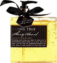 Parfumuri și produse cosmetice Gel de duș - Beeing True Almond Honey Shower Gel