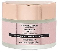 Parfumuri și produse cosmetice Cremă- gelhidratant - Makeup Revolution Lightweight Hydrating Gel Cream