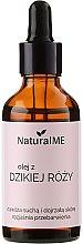 Parfumuri și produse cosmetice Ulei de trandafir roșu - NaturalME