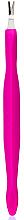 Parfumuri și produse cosmetice Trimmer pentru cuticule, roz - Donegal Cuticle Trimmer Neon Play