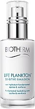 Parfumuri și produse cosmetice Emulsie pentru ten sensibil - Biotherm Life Plankton Sensitive Emulsion (tester)