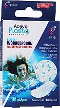 Parfumuri și produse cosmetice Set de plasturi impermeabili - Ntrade Active Plast First Aid Waterproof Patches